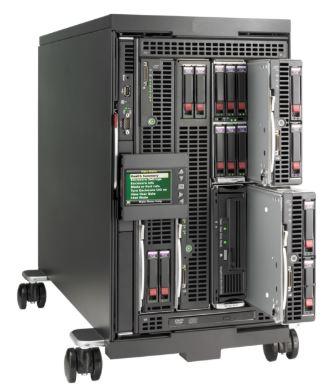 HPE BladeSystem c3000 Enclosures
